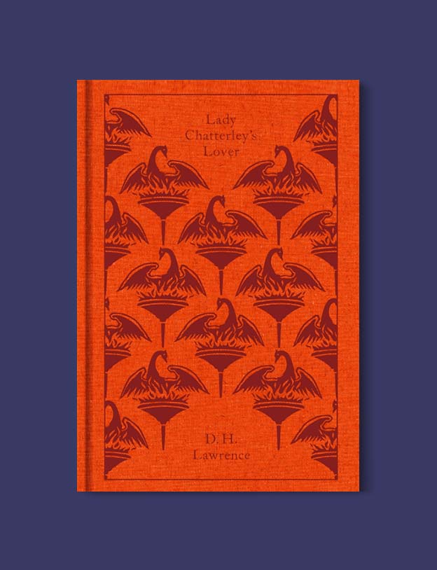 Penguin Clothbound Classics - Lady Chatterley's Lover by D.H. Lawrence. For books that inspire travel visit www.taleway.com to find books set around the world. penguin books, penguin classics, penguin classics list, penguin classics clothbound, clothbound classics, coralie bickford smith, classic books, classic books to read, book design, reading challenge, books and travel, travel reads, reading list, books around the world, books to read, books set in different countries