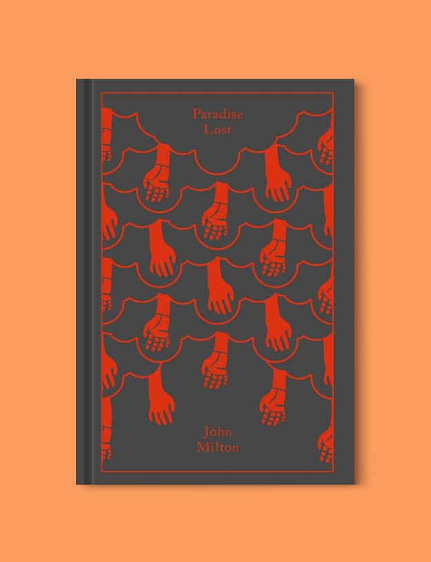 Penguin Clothbound Classics - Paradise Lost by John Milton. For books that inspire travel visit www.taleway.com to find books set around the world. penguin books, penguin classics, penguin classics list, penguin classics clothbound, clothbound classics, coralie bickford smith, classic books, classic books to read, book design, reading challenge, books and travel, travel reads, reading list, books around the world, books to read, books set in different countries