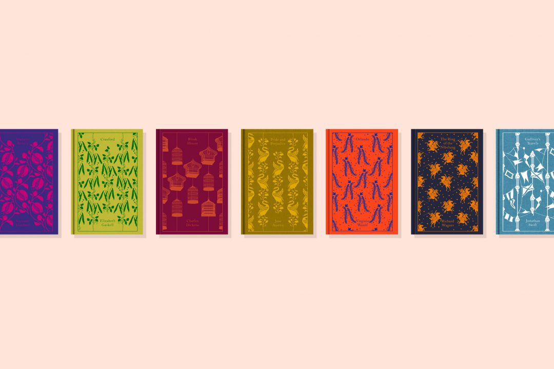 Penguin Clothbound Classics: The Complete List - Tale Away