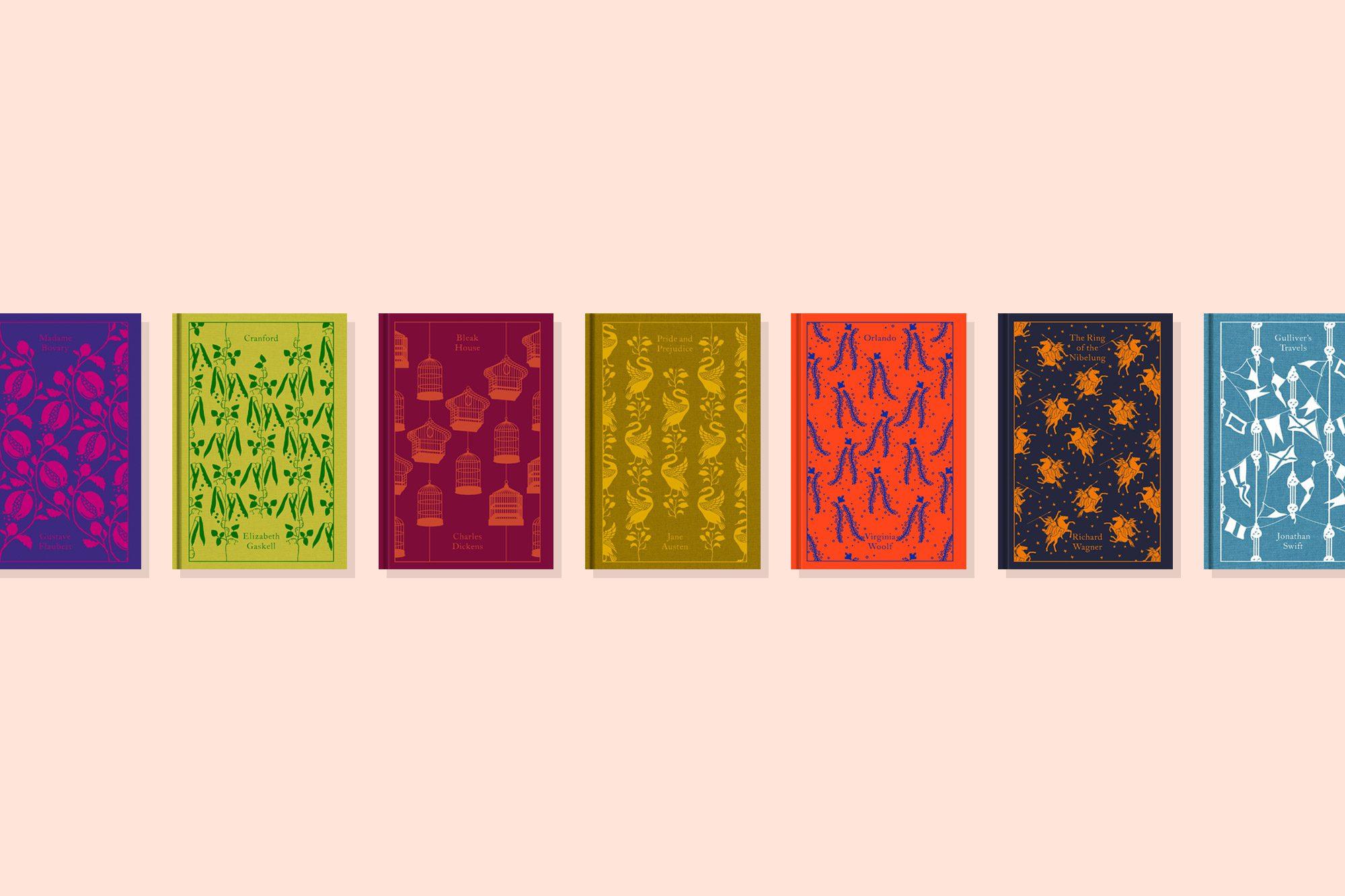 4d8665570e2 Penguin Clothbound Classics  The Complete List - Tale Away