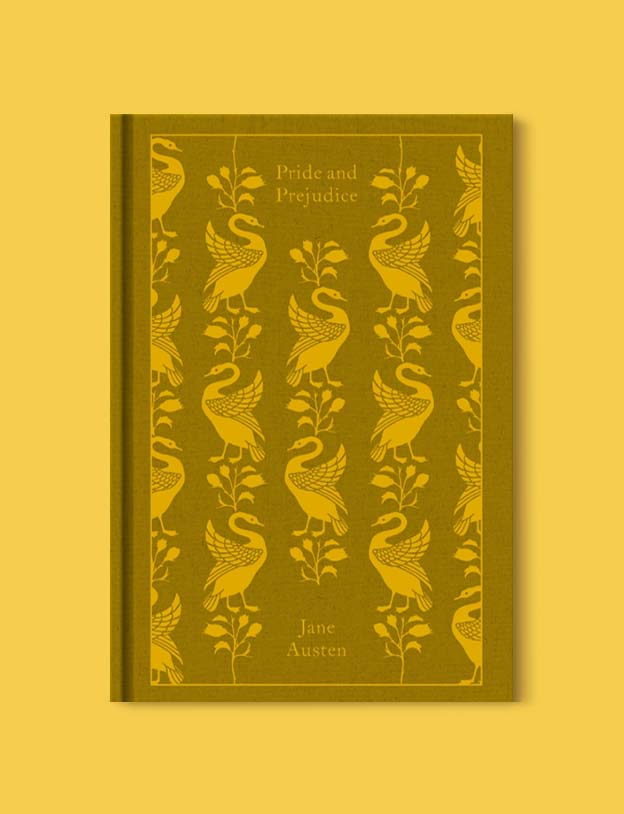 Penguin Clothbound Classics - Pride and Prejudice by Jane Austen. For books that inspire travel visit www.taleway.com to find books set around the world. penguin books, penguin classics, penguin classics list, penguin classics clothbound, clothbound classics, coralie bickford smith, classic books, classic books to read, book design, reading challenge, books and travel, travel reads, reading list, books around the world, books to read, books set in different countries