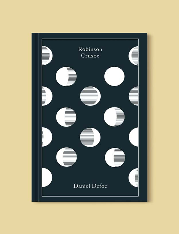 Penguin Clothbound Classics - Robinson Crusoe by Daniel Defoe. For books that inspire travel visit www.taleway.com to find books set around the world. penguin books, penguin classics, penguin classics list, penguin classics clothbound, clothbound classics, coralie bickford smith, classic books, classic books to read, book design, reading challenge, books and travel, travel reads, reading list, books around the world, books to read, books set in different countries