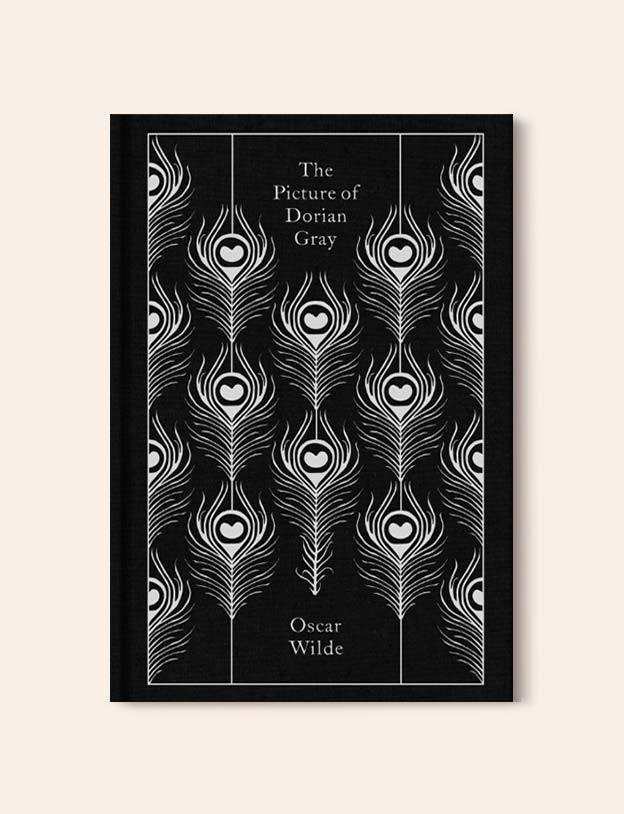 fed6ffa6f1a Penguin Clothbound Classics - The Picture of Dorian Gray by Oscar Wilde.  For books that