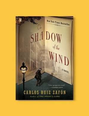 Books Set Around The World, Shadow of the Wind by Carlos Ruiz Zafon - Visit www.taleway.com to find books set around the world. world books, world novels, books and travel, book challenge, books to read, books for travel, books for travel lovers, books for trips, travel reads, travel reading list, reading list, reading challenge, books around the world
