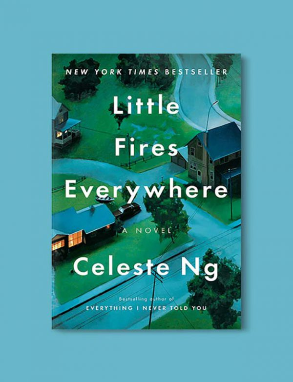 Books Set In Each State, Little Fires Everywhere by Celeste Ng - Visit www.taleway.com to find books set around the world. america reading challenge, books set in every state, books from every state, books from each state, most popular book in each state, books about each state, books to read from every state, us road trip, usa book list, american books, american book covers, american books reading list, usa books, us books, book challenge, reading challenge, books set in america, state books series, 50 states book list