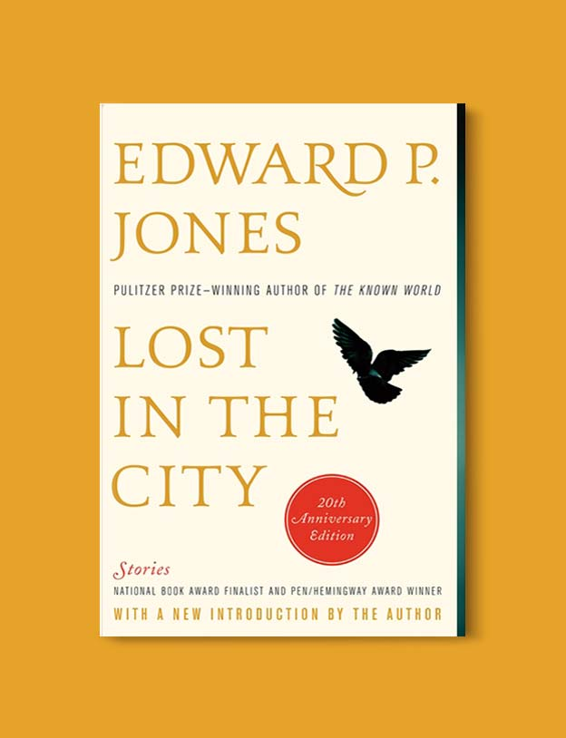 Books Set In Each State, Lost In The City by Edward P. Jones - Visit www.taleway.com to find books set around the world. america reading challenge, books set in every state, books from every state, books from each state, most popular book in each state, books about each state, books to read from every state, us road trip, usa book list, american books, american book covers, american books reading list, usa books, us books, book challenge, reading challenge, books set in america, state books series, 50 states book list