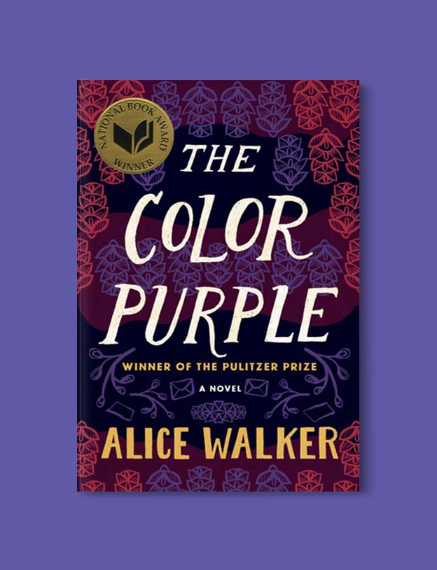 Books Set In Each State, The Color Purple by Alice Walker - Visit ...