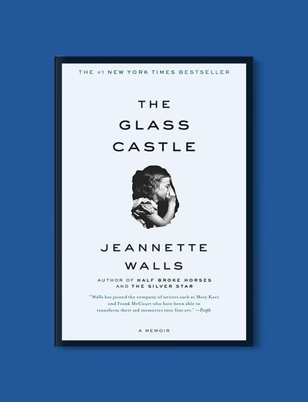 Books Set In Each State, The Glass Castle by Jeannette Walls - Visit www.taleway.com to find books set around the world. america reading challenge, books set in every state, books from every state, books from each state, most popular book in each state, books about each state, books to read from every state, us road trip, usa book list, american books, american book covers, american books reading list, usa books, us books, book challenge, reading challenge, books set in america, state books series, 50 states book list