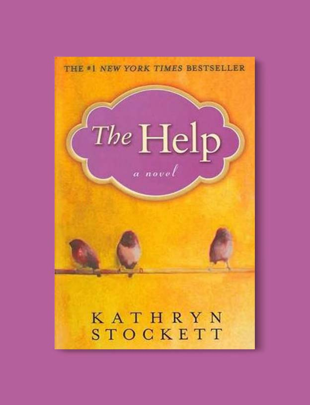 Books Set In Each State, The Help by Kathryn Stockett - Visit www.taleway.com to find books set around the world. america reading challenge, books set in every state, books from every state, books from each state, most popular book in each state, books about each state, books to read from every state, us road trip, usa book list, american books, american book covers, american books reading list, usa books, us books, book challenge, reading challenge, books set in america, state books series, 50 states book list