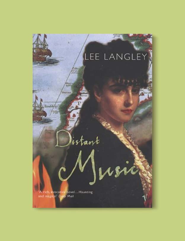 Books Set In Portugal - Distant Music by Lee Langley. Visit www.taleway.com for books set around the world. portuguese books, books portugal, portugal book, books about portugal, portugal inspiration, portugal travel, portugal reading, portugal reading challenge, portugal packing, books set in lisbon, lisbon book, lisbon inspiration, lisbon travel, travel reading challenge, porto travel, sintra travel, books around the world, books set in europe, portugal culture, portugal history, portugal author, books and travel, reading list, portugal lisbon, books to read, books set in different countries
