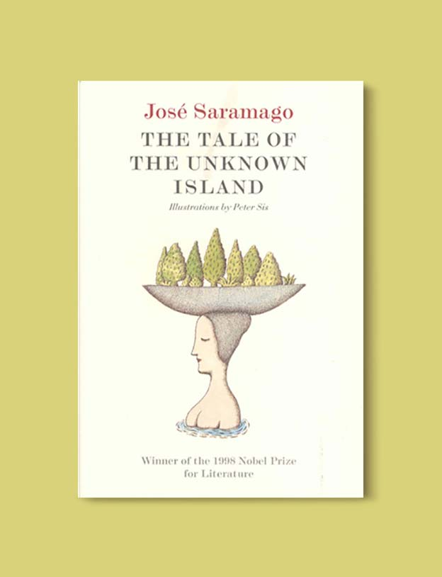 Books Set In Portugal - The Tale of the Unknown Island by José Saramago. Visit www.taleway.com for books set around the world. portuguese books, books portugal, portugal book, books about portugal, portugal inspiration, portugal travel, portugal reading, portugal reading challenge, portugal packing, books set in lisbon, lisbon book, lisbon inspiration, lisbon travel, travel reading challenge, porto travel, sintra travel, books around the world, books set in europe, portugal culture, portugal history, portugal author, books and travel, reading list, portugal lisbon, books to read, books set in different countries