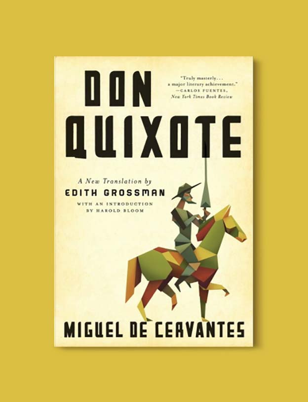 Books Set In Spain - Don Quixote by Miguel de Cervantes Saavedra. For books that inspire travel visit www.taleway.com. spanish books, books about spain, books on spain culture, novels set in spain, spanish novels, best books about spain, books on spain travel, best novels set in spain, contemporary novels set in spain, spain historical fiction, spain inspiration, spain travel, packing spain, spain reading list, travel reads, reading list, books around the world, books to read, books set in different countries