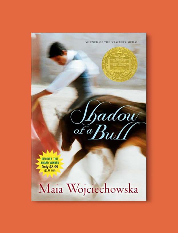 Books Set In Spain - Shadow of a Bull by Maia Wojciechowska. For books that inspire travel visit www.taleway.com. spanish books, books about spain, books on spain culture, novels set in spain, spanish novels, best books about spain, books on spain travel, best novels set in spain, contemporary novels set in spain, spain historical fiction, spain inspiration, spain travel, packing spain, spain reading list, travel reads, reading list, books around the world, books to read, books set in different countries