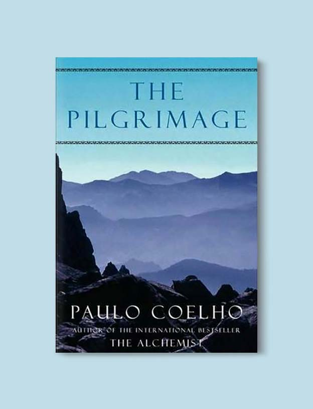 Books Set In Spain - The Pilgrimage by Paulo Coelho. For books that inspire travel visit www.taleway.com. spanish books, books about spain, books on spain culture, novels set in spain, spanish novels, best books about spain, books on spain travel, best novels set in spain, contemporary novels set in spain, spain historical fiction, spain inspiration, spain travel, packing spain, spain reading list, travel reads, reading list, books around the world, books to read, books set in different countries