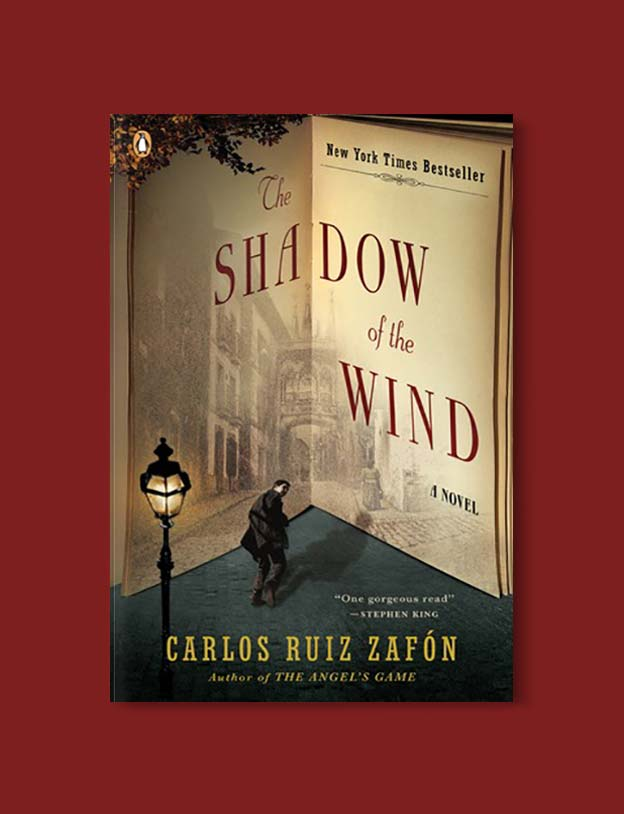 Books Set In Spain - The Shadow of the Wind by Carlos Ruiz Zafón. For books that inspire travel visit www.taleway.com. spanish books, books about spain, books on spain culture, novels set in spain, spanish novels, best books about spain, books on spain travel, best novels set in spain, contemporary novels set in spain, spain historical fiction, spain inspiration, spain travel, packing spain, spain reading list, travel reads, reading list, books around the world, books to read, books set in different countries