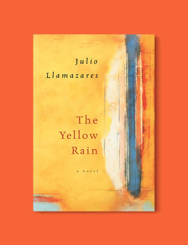 Books Set In Spain - The Yellow Rain by Julio Llamazares. For books that inspire travel visit www.taleway.com. spanish books, books about spain, books on spain culture, novels set in spain, spanish novels, best books about spain, books on spain travel, best novels set in spain, contemporary novels set in spain, spain historical fiction, spain inspiration, spain travel, packing spain, spain reading list, travel reads, reading list, books around the world, books to read, books set in different countries
