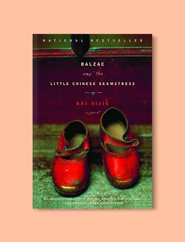 Books Set In China - Balzac and The Little Chinese Seamstress by Dai Sijie. For books that inspire travel visit www.taleway.com. chinese books, books about china, books on chinese culture, novels set in china, chinese novels, best books about china, books on china travel, best novels about china, contemporary novels set in china, chinese historical fiction, china inspiration, china travel, packing china, china reading list, popular chinese books, novels set in ancient china, best chinese literature, travel reads, reading list, books around the world, books to read, books set in different countries