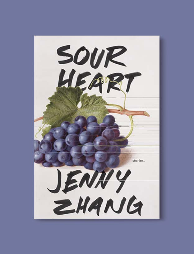 Books Set In China - Sour Heart by Jenny Zhang. For books that inspire travel visit www.taleway.com. chinese books, books about china, books on chinese culture, novels set in china, chinese novels, best books about china, books on china travel, best novels about china, contemporary novels set in china, chinese historical fiction, china inspiration, china travel, packing china, china reading list, popular chinese books, novels set in ancient china, best chinese literature, travel reads, reading list, books around the world, books to read, books set in different countries