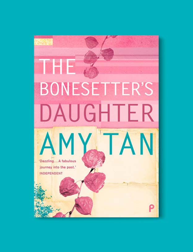 Books Set In China - The Bonesetter's Daughter by Amy Tan. For books that inspire travel visit www.taleway.com. chinese books, books about china, books on chinese culture, novels set in china, chinese novels, best books about china, books on china travel, best novels about china, contemporary novels set in china, chinese historical fiction, china inspiration, china travel, packing china, china reading list, popular chinese books, novels set in ancient china, best chinese literature, travel reads, reading list, books around the world, books to read, books set in different countries