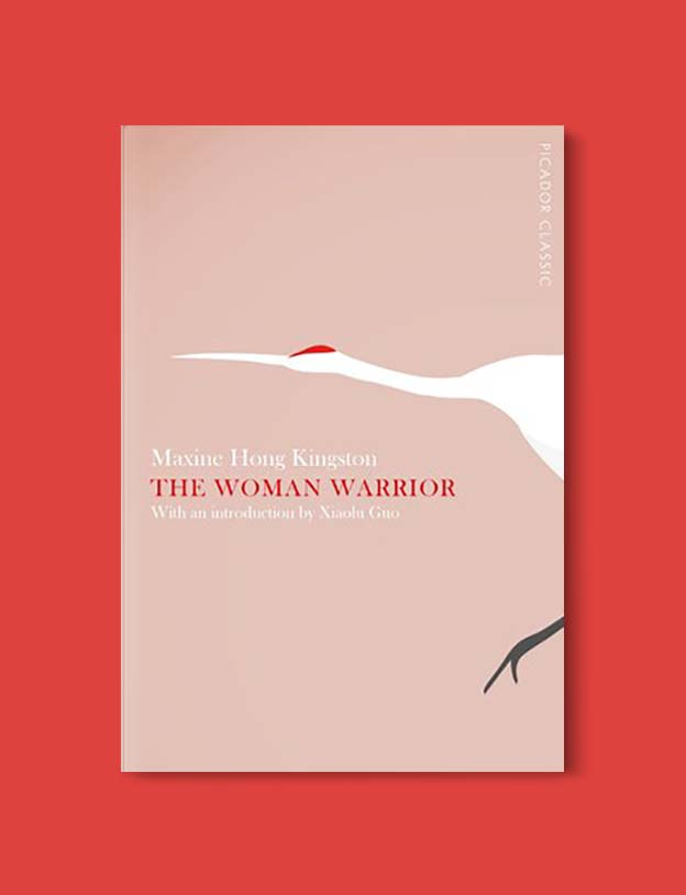 Books Set In China - The Woman Warrior by Maxine Hong Kingston. For books that inspire travel visit www.taleway.com. chinese books, books about china, books on chinese culture, novels set in china, chinese novels, best books about china, books on china travel, best novels about china, contemporary novels set in china, chinese historical fiction, china inspiration, china travel, packing china, china reading list, popular chinese books, novels set in ancient china, best chinese literature, travel reads, reading list, books around the world, books to read, books set in different countries