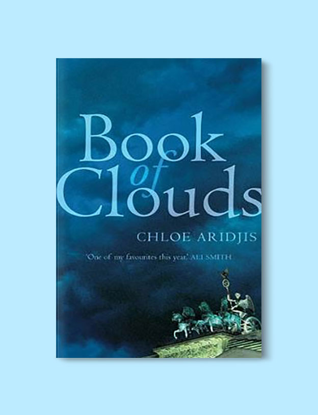 Books Set In Germany - Book of Clouds by Chloe Aridjis. For more books that inspire travel visit www.taleway.com. german books, books about germany, germany inspiration, books germany, germany travel, novels set in germany, german novels, german reading, germany reading challenge, books set in europe, german culture, german history, books arounds the world, books to read, reading challenge, travel reads