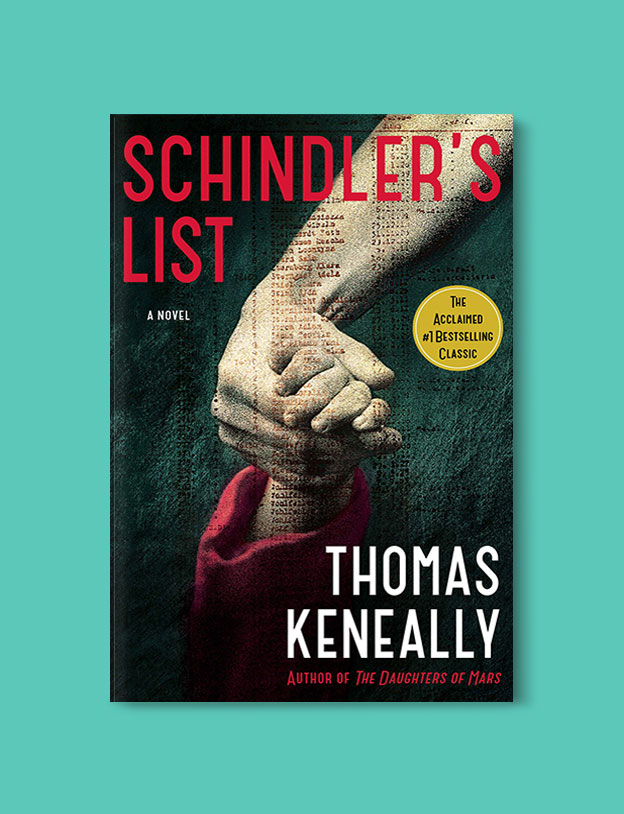 Books Set In Germany - Schindlers List by Thomas Keneally. For more books that inspire travel visit www.taleway.com. german books, books about germany, germany inspiration, books germany, germany travel, novels set in germany, german novels, german reading, germany reading challenge, books set in europe, german culture, german history, books arounds the world, books to read, reading challenge, travel reads