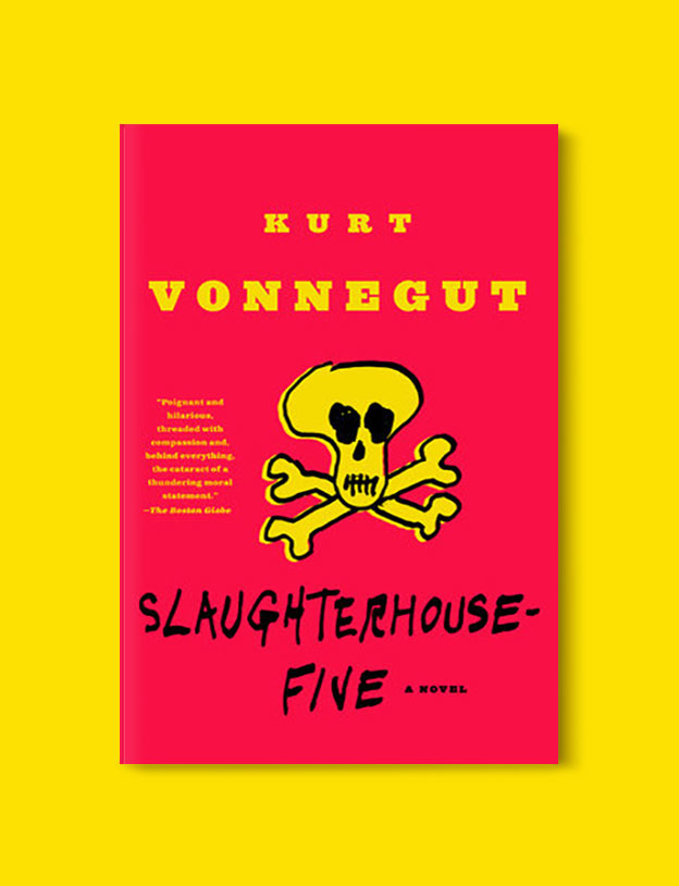 Books Set In Germany - Slaughterhouse Five by Kurt Vonnegut. For more books that inspire travel visit www.taleway.com. german books, books about germany, germany inspiration, books germany, germany travel, novels set in germany, german novels, german reading, germany reading challenge, books set in europe, german culture, german history, books arounds the world, books to read, reading challenge, travel reads