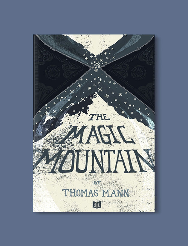 Books Set In Germany - The Magic Mountain by Thomas Mann. For more books that inspire travel visit www.taleway.com. german books, books about germany, germany inspiration, books germany, germany travel, novels set in germany, german novels, german reading, germany reading challenge, books set in europe, german culture, german history, books arounds the world, books to read, reading challenge, travel reads