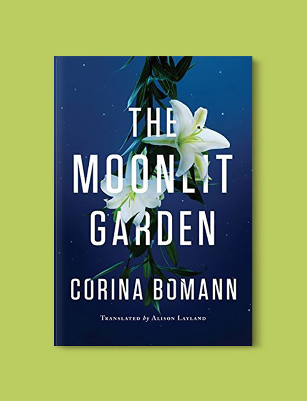 Books Set In Germany - The Moonlit Garden by Corina Bomann. For more books that inspire travel visit www.taleway.com. german books, books about germany, germany inspiration, books germany, germany travel, novels set in germany, german novels, german reading, germany reading challenge, books set in europe, german culture, german history, books arounds the world, books to read, reading challenge, travel reads