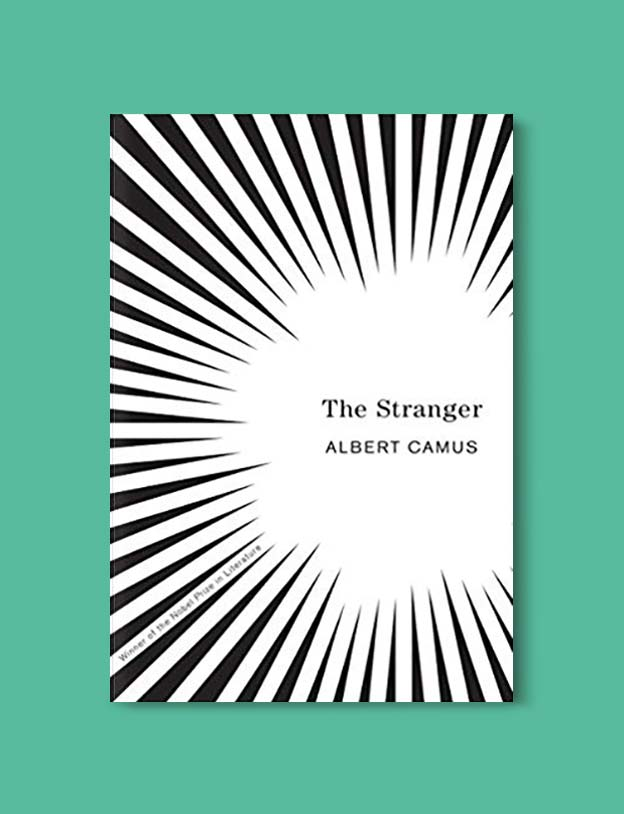 Books Set Around The World - The Stranger by Albert Camus. For more books that inspire travel visit www.taleway.com. world books, books around the world, travel inspiration, world travel, novels set around the world, world novels, books and travel, travel reads, reading list, books to read, books set in different countries, world reading challenge