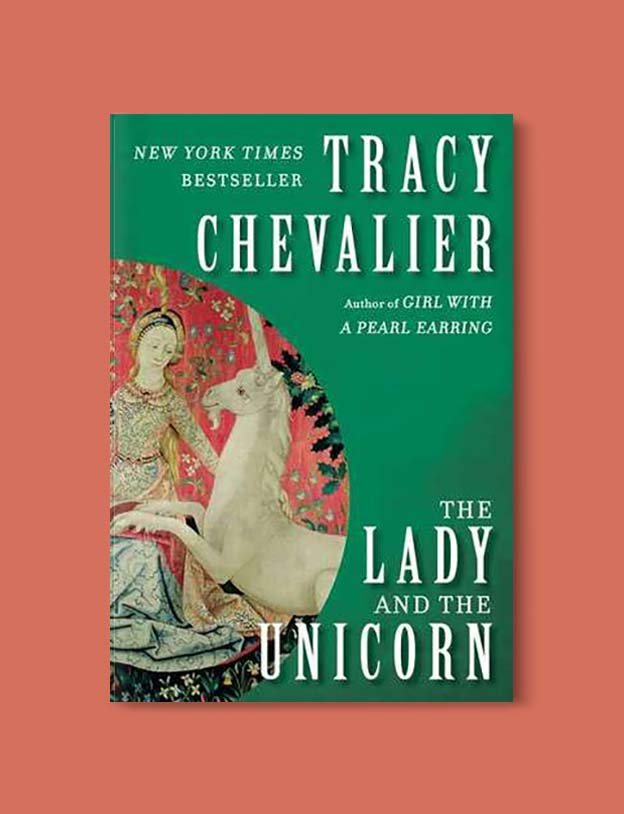 Books Set Around The World - The Lady and The Unicorn by Tracy Chevalier. For more books that inspire travel visit www.taleway.com. world books, books around the world, travel inspiration, world travel, novels set around the world, world novels, books and travel, travel reads, reading list, books to read, books set in different countries, world reading challenge