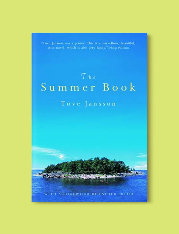 Books Set Around The World - The Summer Book by Tove Jansson. For more books that inspire travel visit www.taleway.com. world books, books around the world, travel inspiration, world travel, novels set around the world, world novels, books and travel, travel reads, reading list, books to read, books set in different countries, world reading challenge
