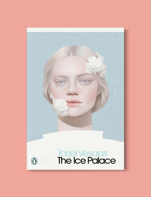 Books Set Around The World - The Ice Palace by Tarjei Vesaas. For more books that inspire travel visit www.taleway.com. world books, books around the world, travel inspiration, world travel, novels set around the world, world novels, books and travel, travel reads, reading list, books to read, books set in different countries, world reading challenge