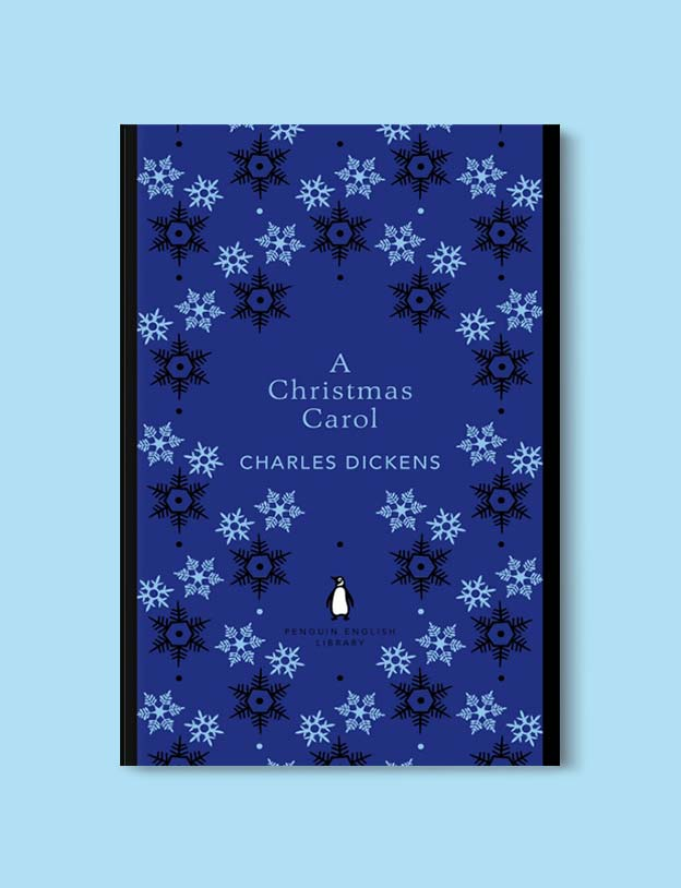 Penguin English Library - A Christmas Carol by Charles Dickens. penguin books, penguin classics, english library books, new penguin english library, penguin library, penguin books series, english library, coralie bickford smith, classic books, classic books to read, book design, reading challenge, reading list, books to read