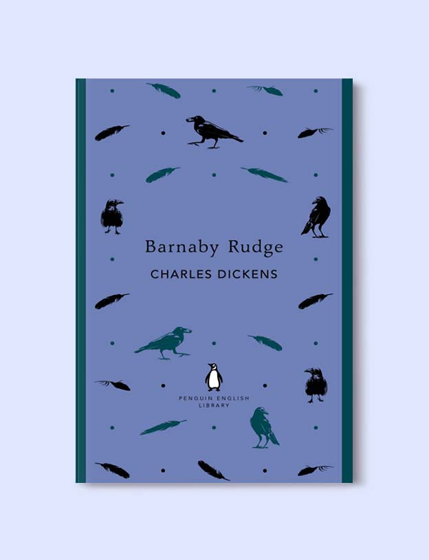 Penguin English Library - Barnaby Rudge by Charles Dickens. penguin books, penguin classics, english library books, new penguin english library, penguin library, penguin books series, english library, coralie bickford smith, classic books, classic books to read, book design, reading challenge, reading list, books to read
