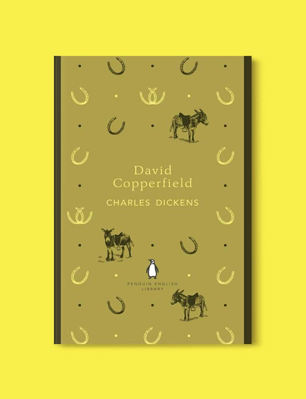 Penguin English Library - David Copperfield by Charles Dickens. penguin books, penguin classics, english library books, new penguin english library, penguin library, penguin books series, english library, coralie bickford smith, classic books, classic books to read, book design, reading challenge, reading list, books to read