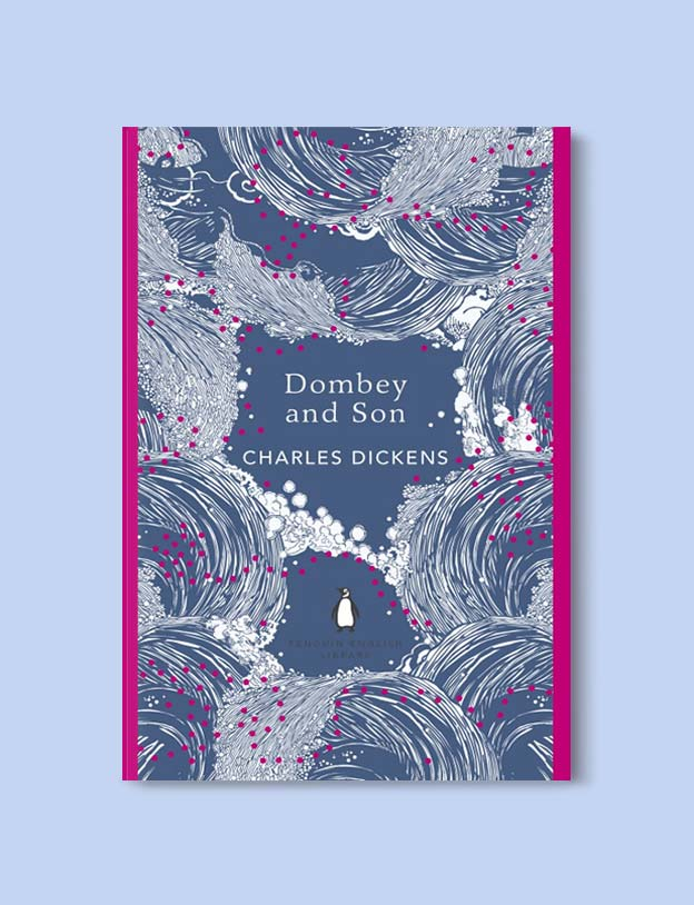 Penguin English Library - Dombey and Son by Charles Dickens. penguin books, penguin classics, english library books, new penguin english library, penguin library, penguin books series, english library, coralie bickford smith, classic books, classic books to read, book design, reading challenge, reading list, books to read