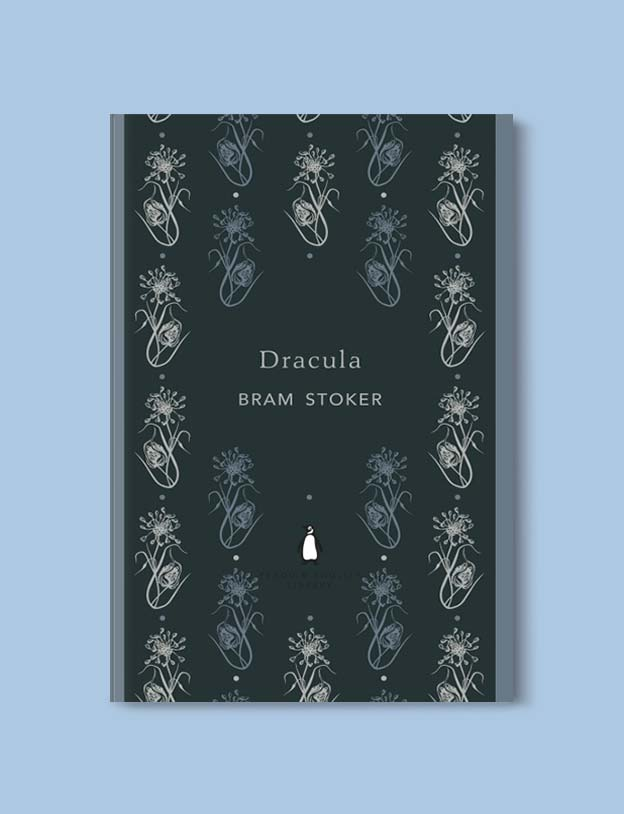 Penguin English Library - Dracula by Bram Stoker. penguin books, penguin classics, english library books, new penguin english library, penguin library, penguin books series, english library, coralie bickford smith, classic books, classic books to read, book design, reading challenge, reading list, books to read