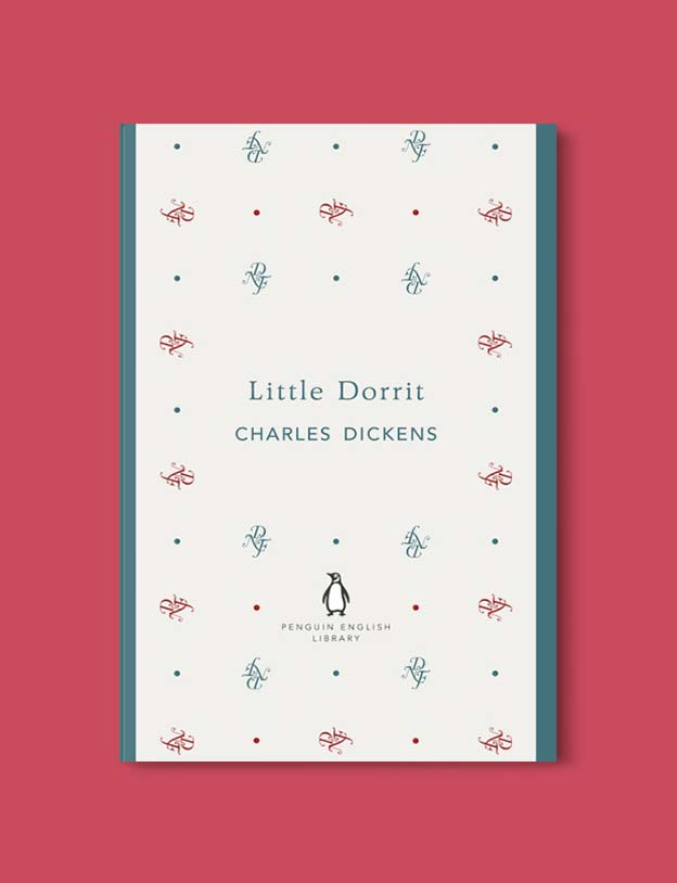Penguin English Library - Little Dorrit by Charles Dickens. penguin books, penguin classics, english library books, new penguin english library, penguin library, penguin books series, english library, coralie bickford smith, classic books, classic books to read, book design, reading challenge, reading list, books to read