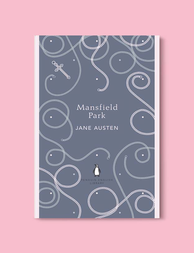 Penguin English Library - Mansfield Park by Jane Austen. penguin books, penguin classics, english library books, new penguin english library, penguin library, penguin books series, english library, coralie bickford smith, classic books, classic books to read, book design, reading challenge, reading list, books to read