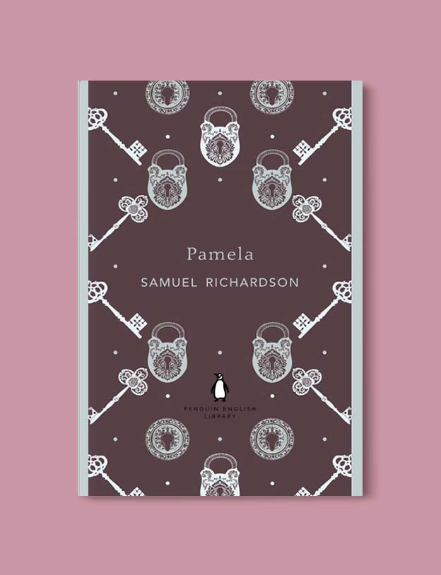 Penguin English Library - Pamela by Samuel Richardson. penguin books, penguin classics, english library books, new penguin english library, penguin library, penguin books series, english library, coralie bickford smith, classic books, classic books to read, book design, reading challenge, reading list, books to read
