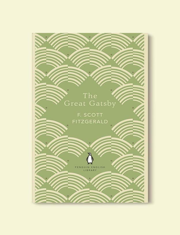 Penguin English Library - The Great Gatsby by F. Scott Fitzgerald. penguin books, penguin classics, english library books, new penguin english library, penguin library, penguin books series, english library, coralie bickford smith, classic books, classic books to read, book design, reading challenge, reading list, books to read