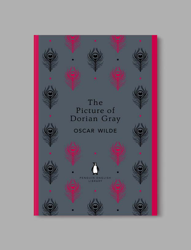 Penguin English Library - The Picture of Dorian Gray by Oscar Wilde. penguin books, penguin classics, english library books, new penguin english library, penguin library, penguin books series, english library, coralie bickford smith, classic books, classic books to read, book design, reading challenge, reading list, books to read