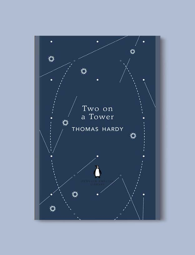 Penguin English Library - Two on a Tower by Thomas Hardy. penguin books, penguin classics, english library books, new penguin english library, penguin library, penguin books series, english library, coralie bickford smith, classic books, classic books to read, book design, reading challenge, reading list, books to read