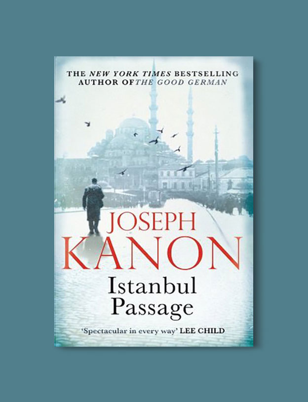 Books Set in Turkey - Istanbul Passage by Joseph Kanon. For more books that inspire travel visit www.taleaway.com - turkish books, turkish novels, turkish book cover, turkish authors, turkey books, istanbul book, turkey inspiration, books and travel, travel reads, reading list, books to read, books set in different countries, turkish books in english, turkey reading list, turkey reading challenge