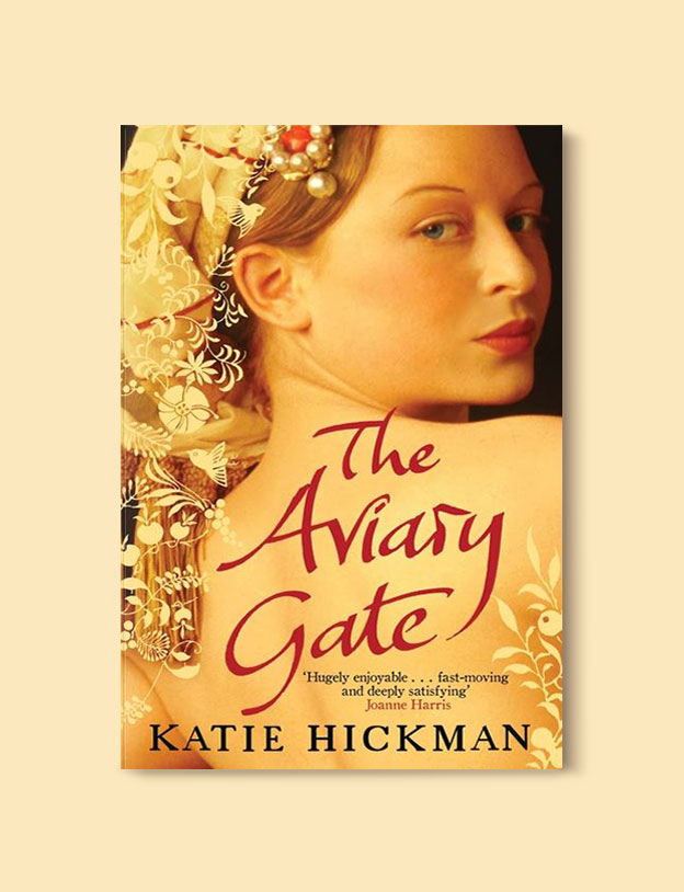 Books Set in Turkey - The Aviary Gate by Katie Hickman. For more books that inspire travel visit www.taleaway.com - turkish books, turkish novels, turkish book cover, turkish authors, turkey books, istanbul book, turkey inspiration, books and travel, travel reads, reading list, books to read, books set in different countries, turkish books in english, turkey reading list, turkey reading challenge