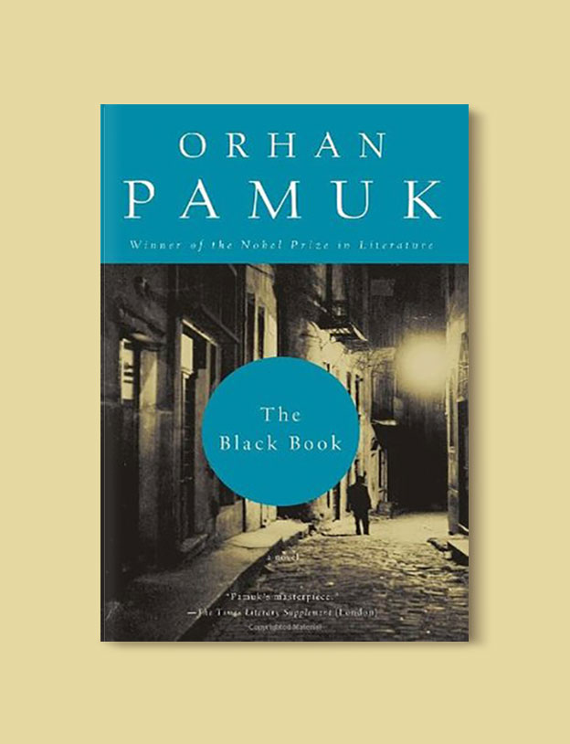 Books Set in Turkey - The Black Book by Orhan Pamuk. For more books that inspire travel visit www.taleaway.com - turkish books, turkish novels, turkish book cover, turkish authors, turkey books, istanbul book, turkey inspiration, books and travel, travel reads, reading list, books to read, books set in different countries, turkish books in english, turkey reading list, turkey reading challenge