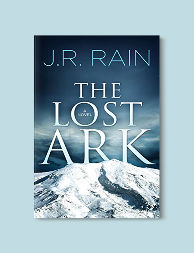 Books Set in Turkey - The Lost Ark by J.R. Rain. For more books that inspire travel visit www.taleaway.com - turkish books, turkish novels, turkish book cover, turkish authors, turkey books, istanbul book, turkey inspiration, books and travel, travel reads, reading list, books to read, books set in different countries, turkish books in english, turkey reading list, turkey reading challenge