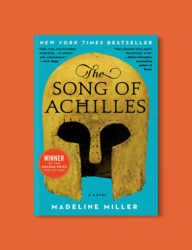 Books Set in Turkey - The Song of Achilles by Madeline Miller. For more books that inspire travel visit www.taleaway.com - turkish books, turkish novels, turkish book cover, turkish authors, turkey books, istanbul book, turkey inspiration, books and travel, travel reads, reading list, books to read, books set in different countries, turkish books in english, turkey reading list, turkey reading challenge