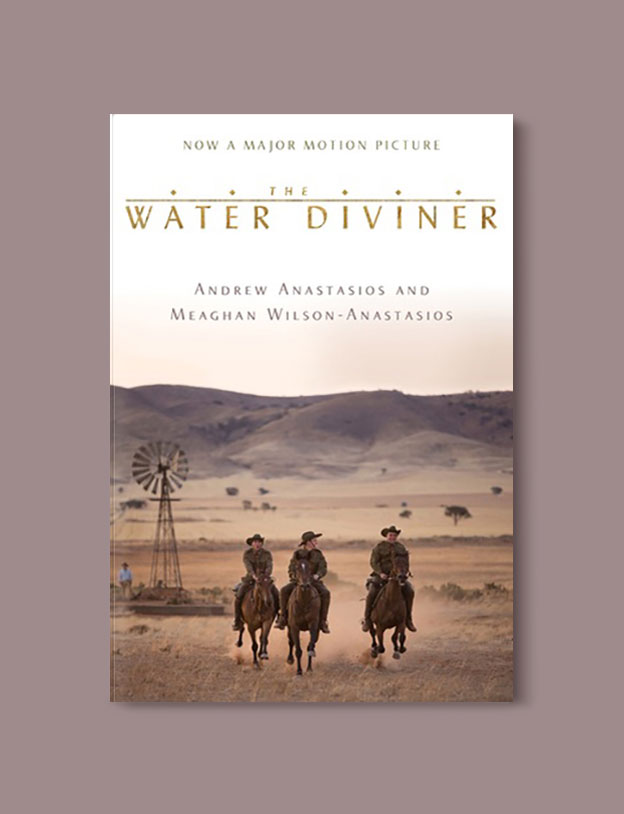 Books Set in Turkey - The Water Diviner by Andrew Anastasios. For more books that inspire travel visit www.taleaway.com - turkish books, turkish novels, turkish book cover, turkish authors, turkey books, istanbul book, turkey inspiration, books and travel, travel reads, reading list, books to read, books set in different countries, turkish books in english, turkey reading list, turkey reading challenge